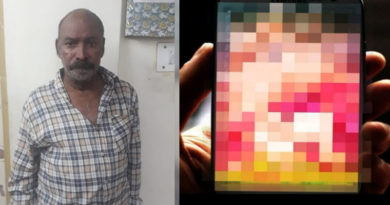 72 old man arrested for showing child pornography
