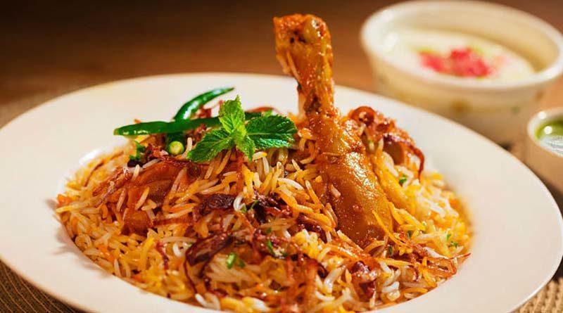 Indians addicted to Biryani