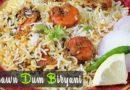 Prawn biryani recipe