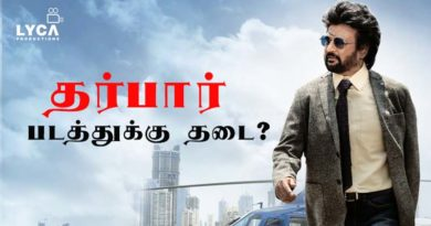 Rajini Durbar release issue