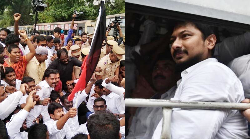 Udhayanidhi-Stalin-Arrested-in-Chennai