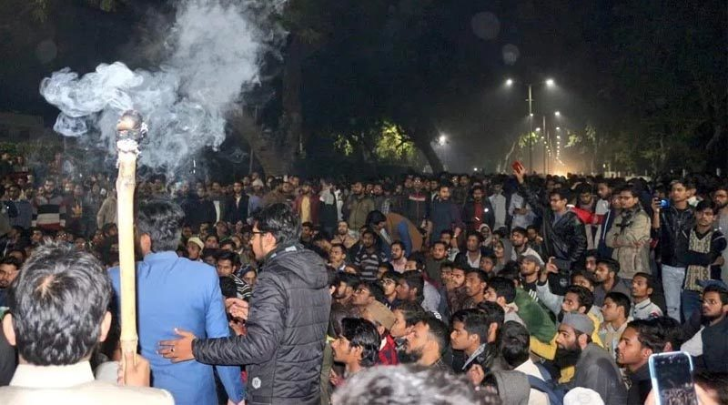 50 students detained during protests at Jamia released