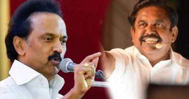 dmk leader mk stalin slam edappadi palaniswami