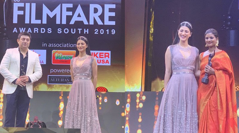 filmfare awards south 2019