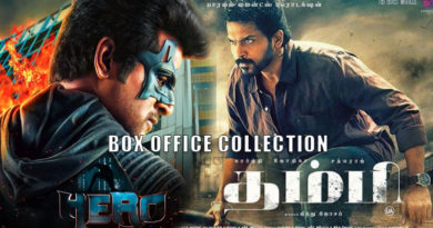 hero and thambi movie box office collection