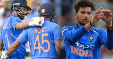 India win by 107 runs