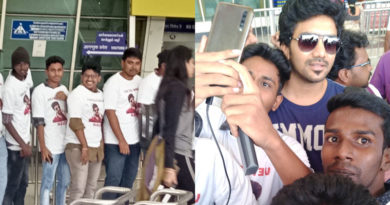 kavin insult his fans in airport-image1