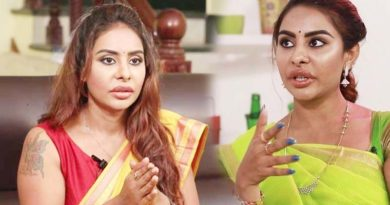 sri reddy latest interview