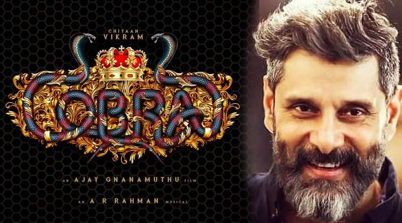vikram cobra movie motion poster