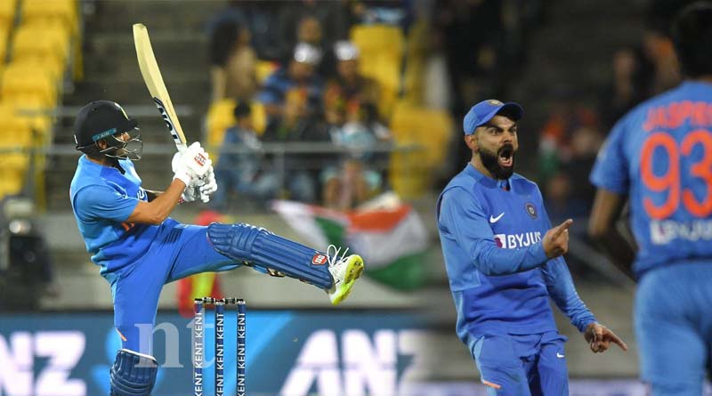 Another thrilling Super Over win gives India 4-0 lead in series