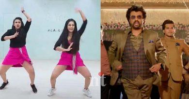 Darbar - Chumma Kizhi- girls dance -viral video