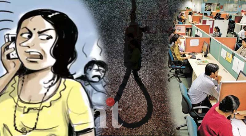 Iligal affair and IT Increase employee suicide attempt