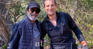 Man vs Wild Rajinikanth photos