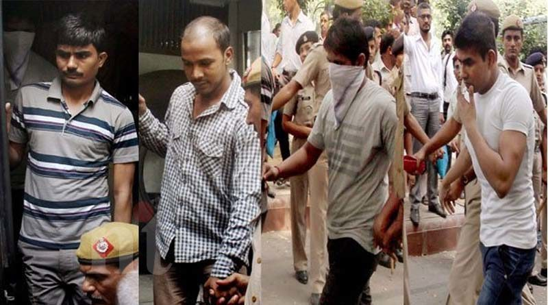 Case Convicts will now hang on Feb 1