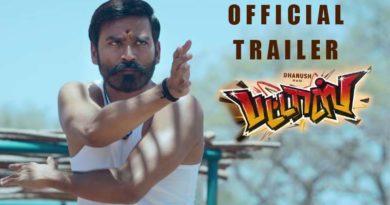 Dhanush PATTAS - Official Trailer