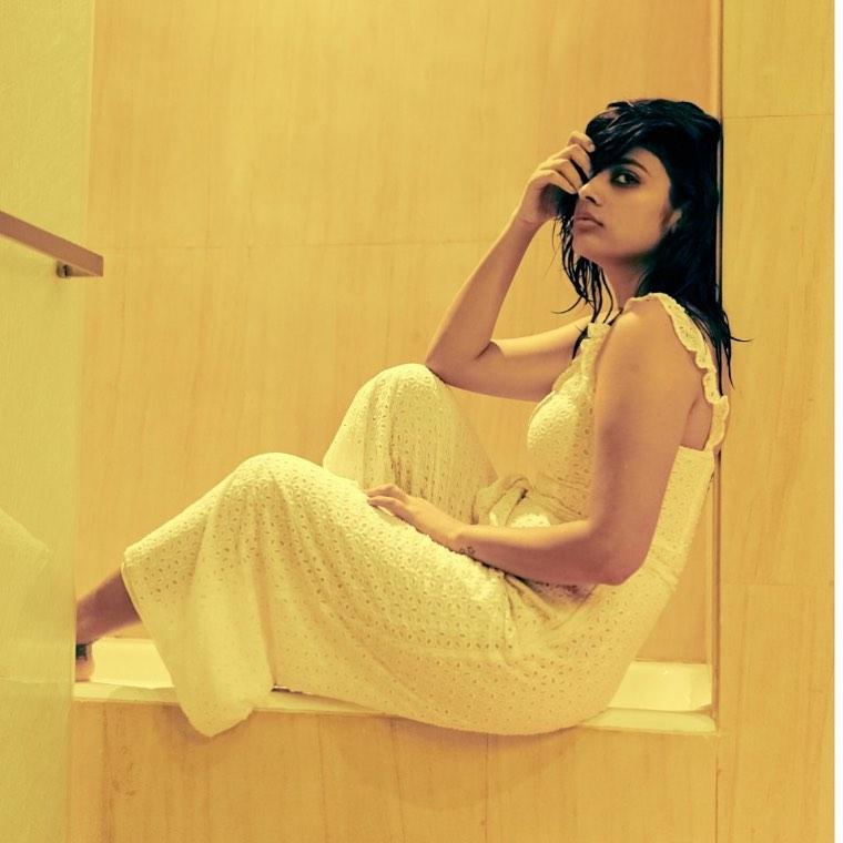 actress nanditha hot photoshoot