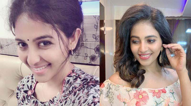 actress anjali without makeup photo goes viral