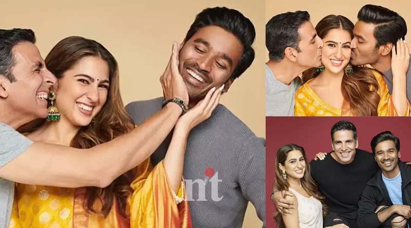 dhanush 3rd hindi movie titled atrangi re
