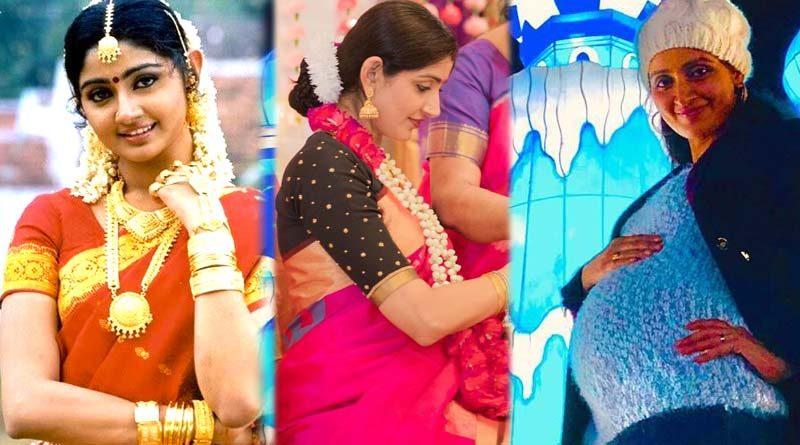 Divya Unni Baby shower