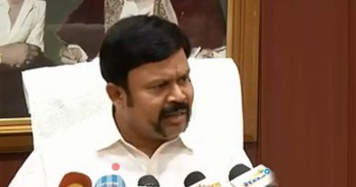 ex mp k c palanisamy arrested