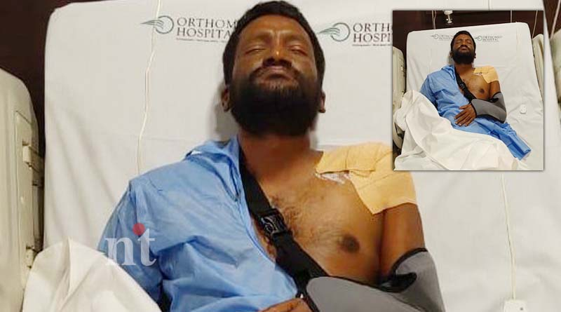 famous director suseenthiran met with an accident img