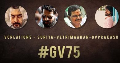 Suriya 40 movie - GV 75
