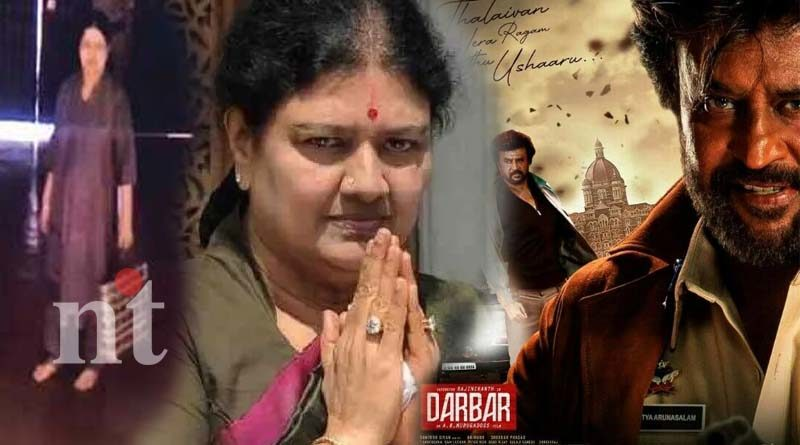 sasikala advocate warns darbar movie director