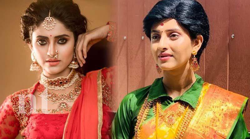 sathya serial actress aysha latest photos
