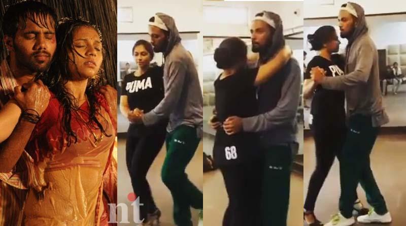 sri ramya hot dance viral video