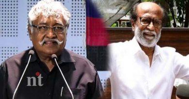 suba vee talks about rajini issue