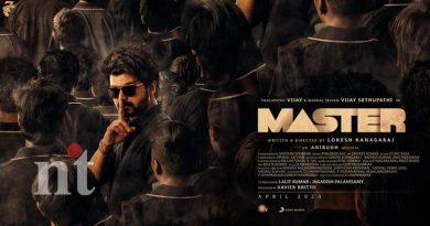 vijay master movie 2nd look
