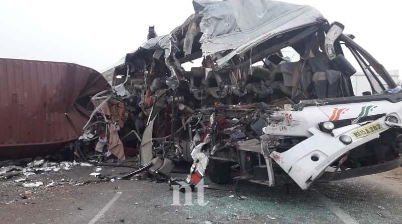 19 killed in Avinashi road accident