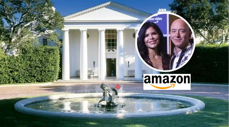 Amazon JeffBezos bought 1178 crore home Warner Estate