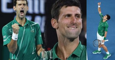 Australian Open-Djokovic becomes champion for the eighth time