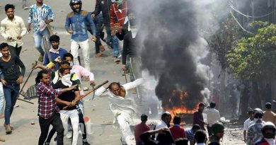 Delhi violence 600 arrested 130 FIRs registered