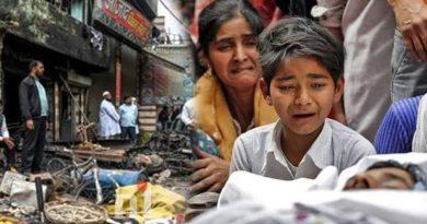 Delhi violence Death toll in rises to 42
