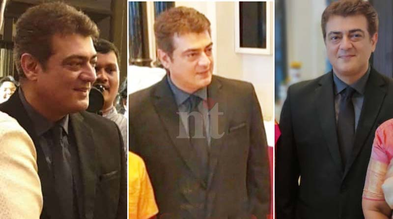Handsome Ajith sir Valimai