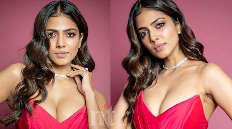 Malavika Mohanan Amazon Filmfare Awards Curtain raiser-image