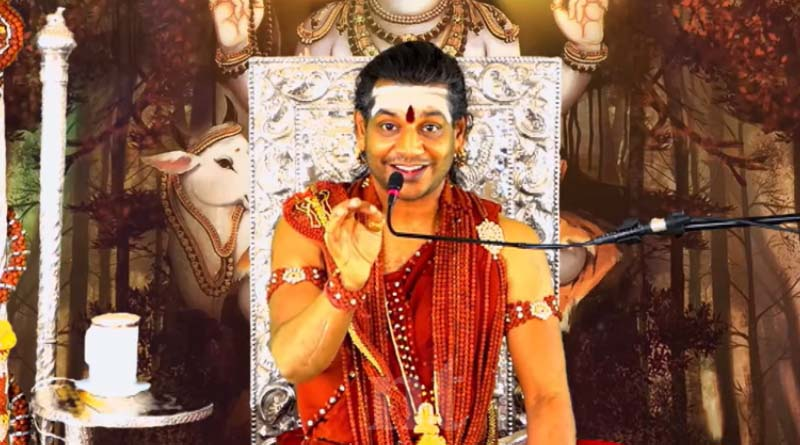 Nithyananda New Video Controversy