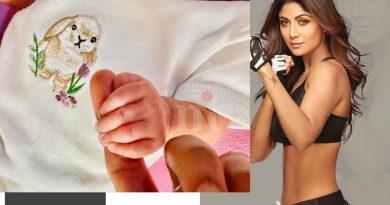 Shilpa Shetty welcomed daughter Samisha via surrogacy