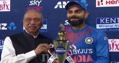T20 Series India whitewashed new zealand