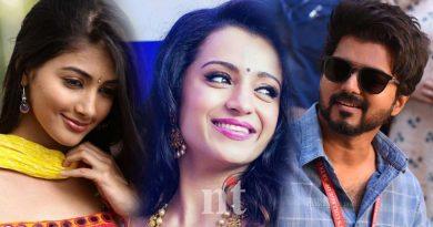 Trisha and Pooja Hejde are teaming up with Vijay 65