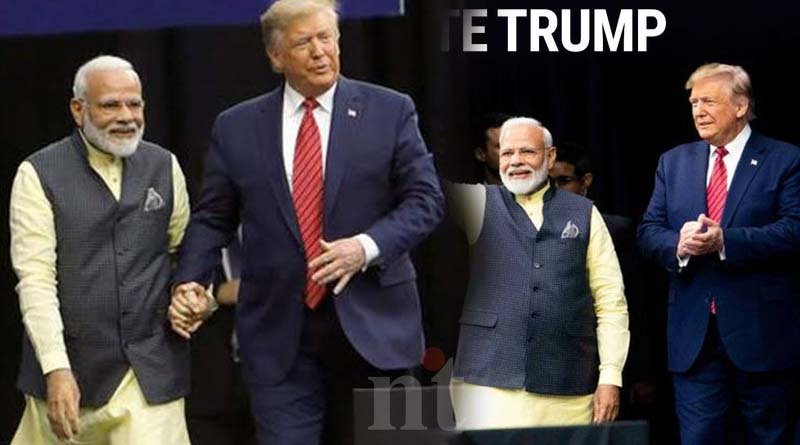 US-President-Trump-Visits-India-Today