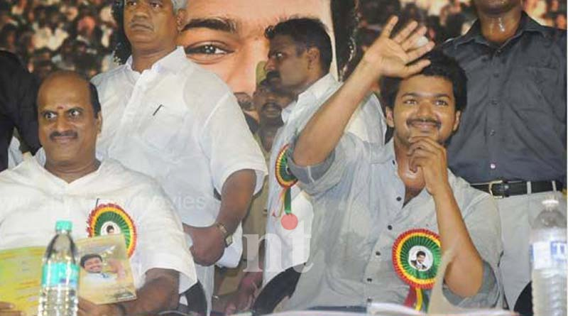 Vijay is sure to get into politics-PRO who broke the truth