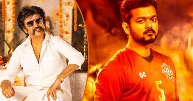 Vijay who broke a Rajini overseas record