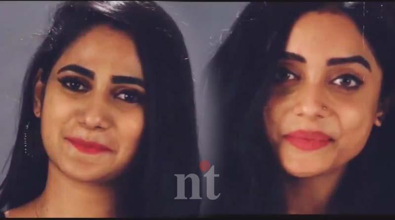 aari arujuna new movie losliya abhirami
