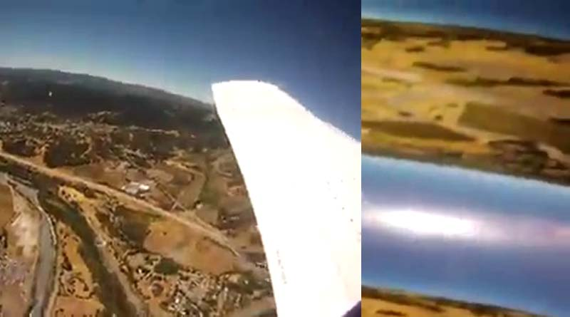 camera fell from plane