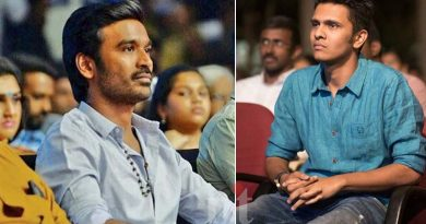 dhanush 43rd movie joins with director karthick naren