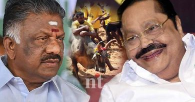 dmk Deputy leader duraimurugan makes fun of deputy cm panneerselvam