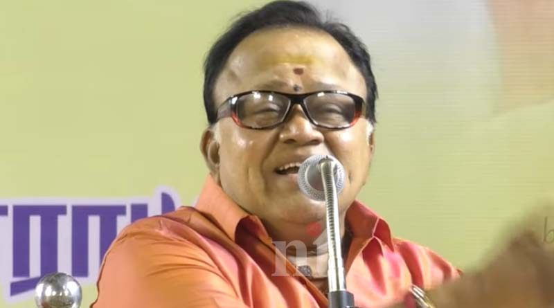 dmks signature movement against indian sovereignty radharavi